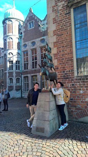 Citlally & Romeo in Bremen