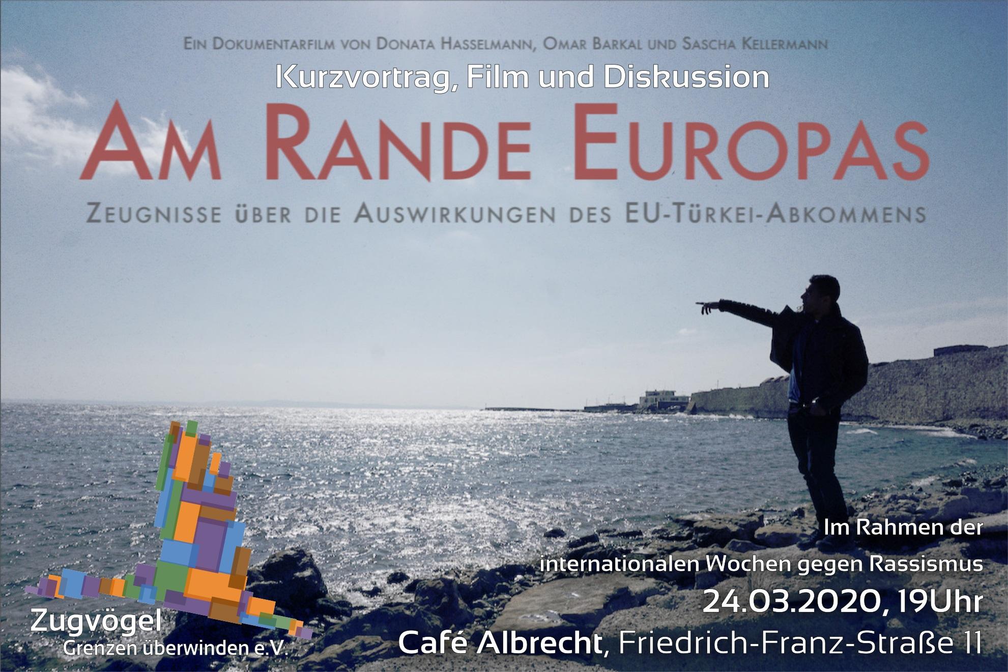AmRandeEuropas_Plakat