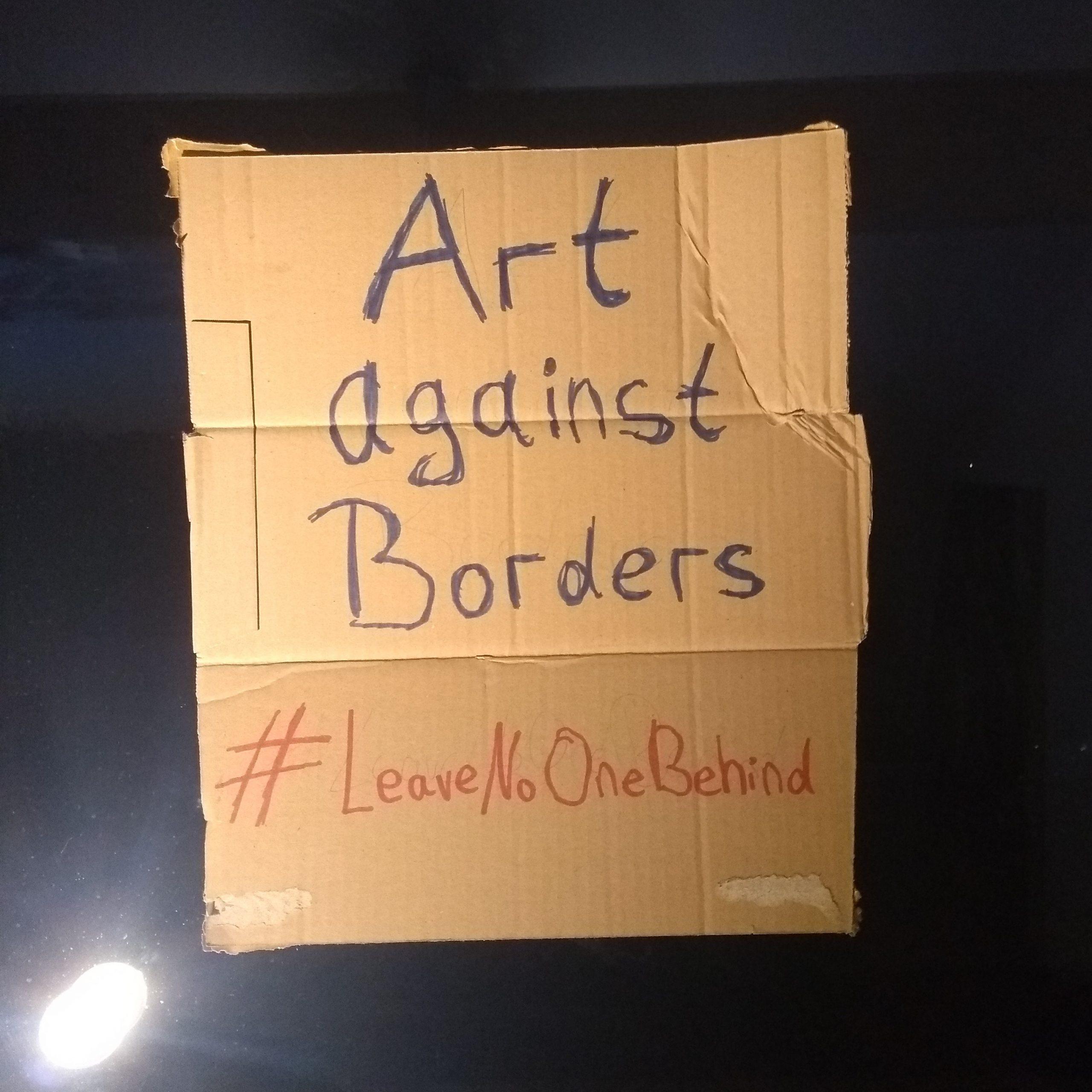 Art Against Borders RG Bremen
